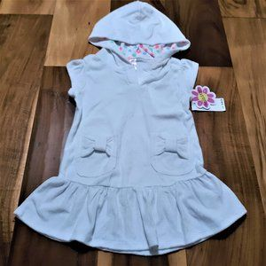 Hula Star NWT Toddler 2T 3T Terry Swim Coverup